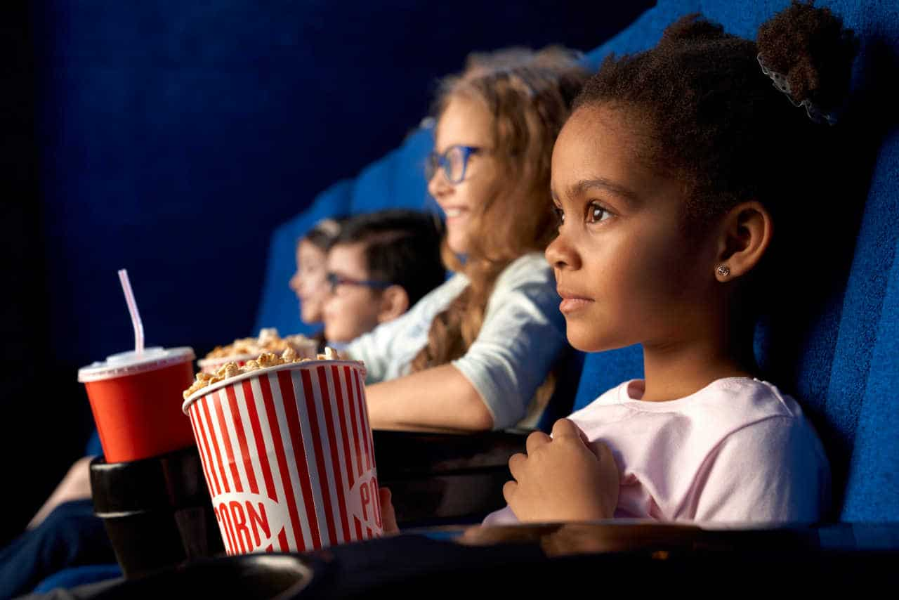 marketing for movie theaters, seat fillers for movie theaters, seat filling for movies