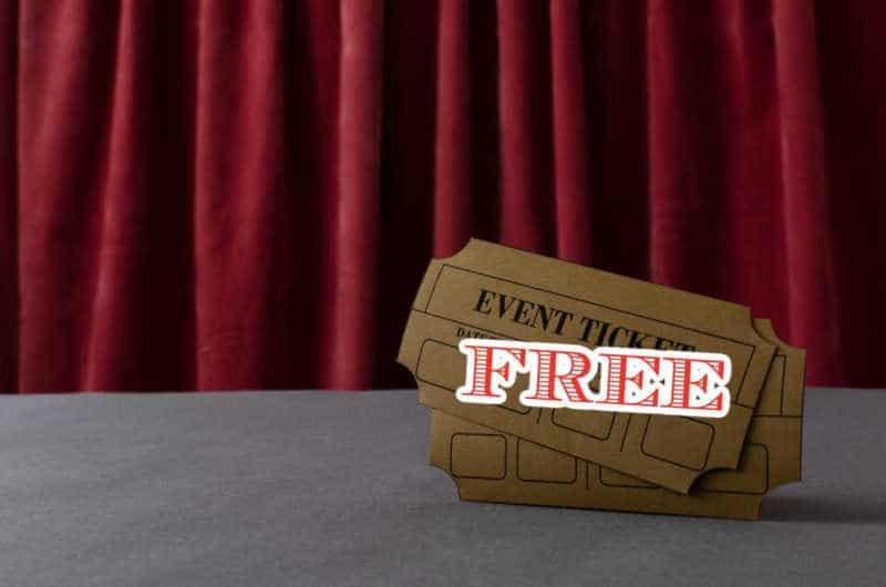 free tickets, free tickets in Atlanta, seat fillers in Atlanta, Atlanta seat fillers, free seat filler tickets Atlanta