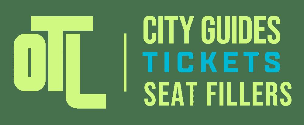 otl city guides, otl tickets, otl seat fillers