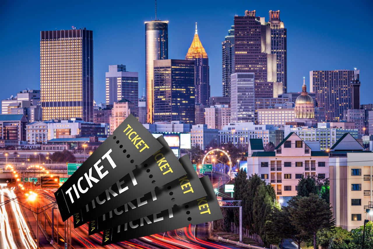 tickets in Atlanta, free tickets in Atlanta, Atlanta tickets, how to find tickets in Atlanta