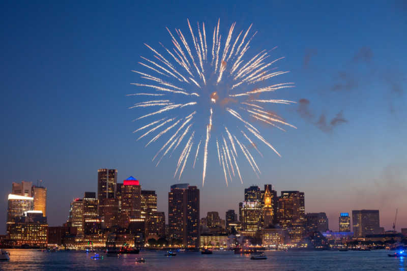 Boston events