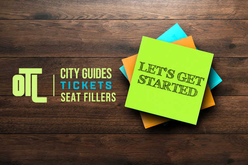 local events, seat filler events, theater tickets
