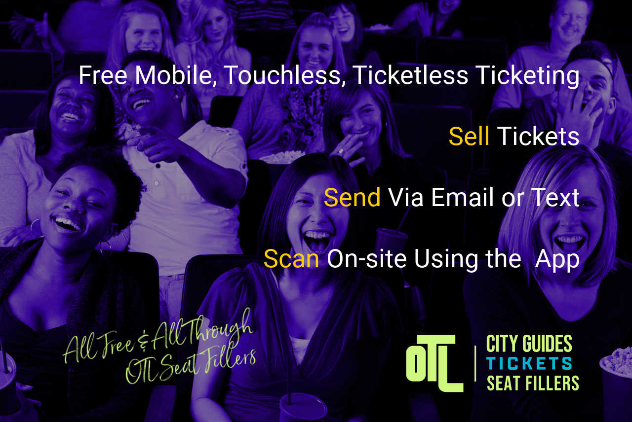 sell tickets, mobile ticketing, free ticketing tools, ticket sales tools