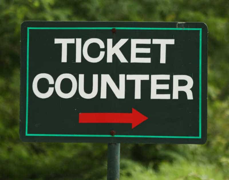 sell tickets, ticket sales